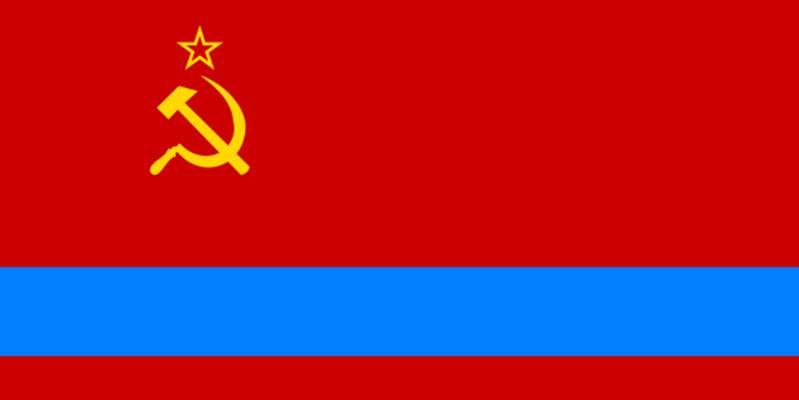 флаги республик ссср
